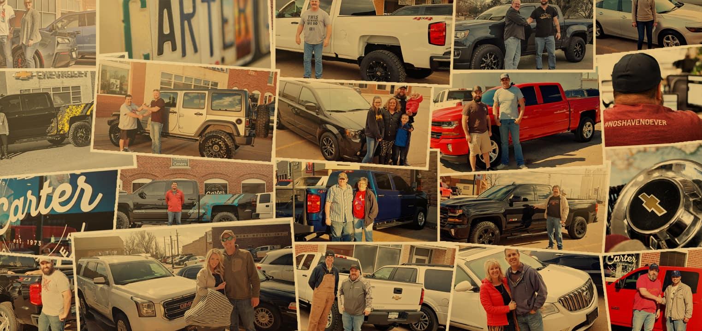 Carter Chevrolet in Okarche, OK | New & Used Cars