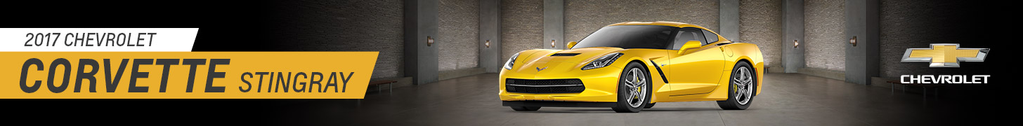2017 Chevy Corvette Stingray | Carter Chevrolet | Okarche, OK