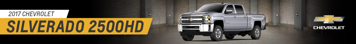 Chevy Silverado 2500HD