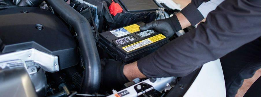 Battery Service at Carter Chevrolet in Okarche, OK