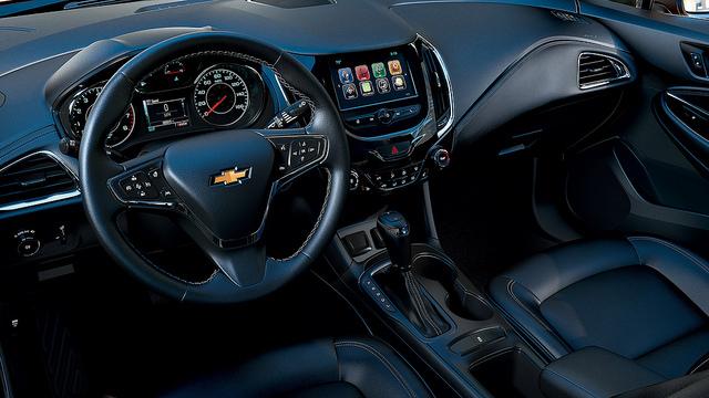 Chevrolet S Nine Speed Transmission To Arrive 2017