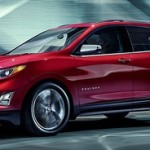 2018 Chevrolet Equinox at NAIAS