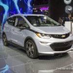 Self-Driving Chevy Bolt EVs