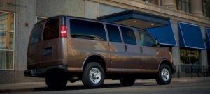 2017 Chevrolet Express Passenger - Carter Chevrolet - Okarche, OK