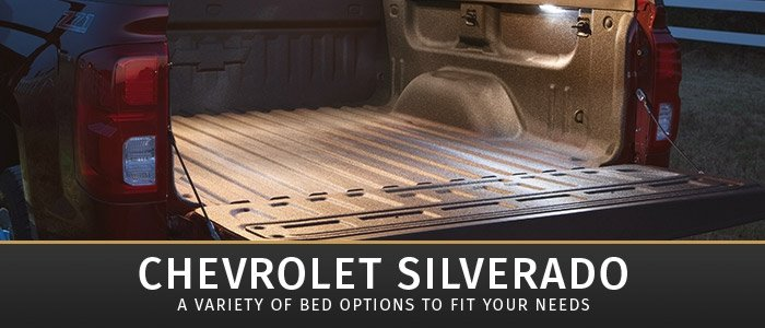 Silverado Bed Options