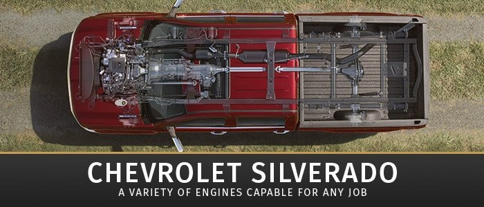 Silverado Engine Options