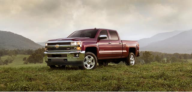 Buying a Used Silverado