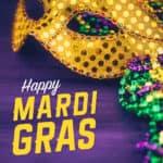 Mardi Gras Near Okarche