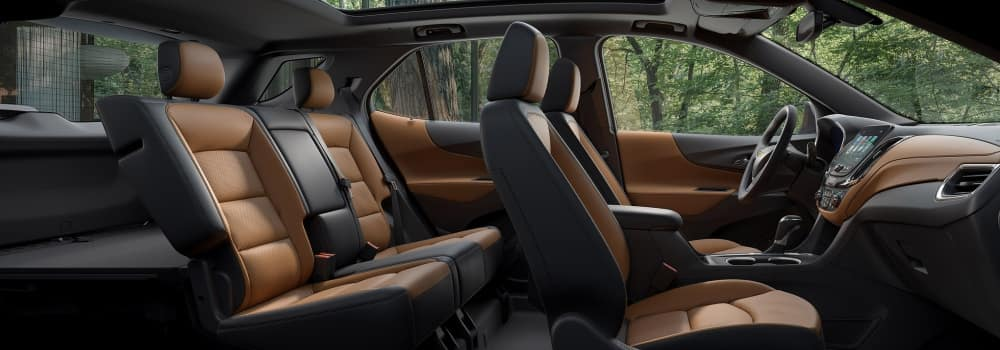 Chevy Equinox Interior Features