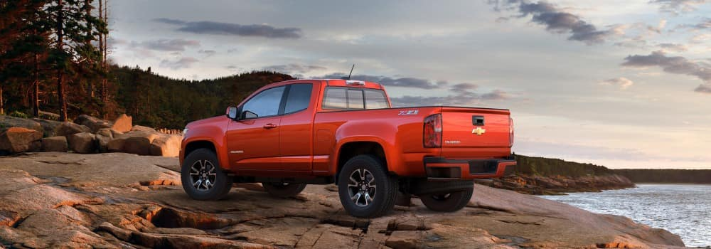 Chevy Colorado Features & Technology