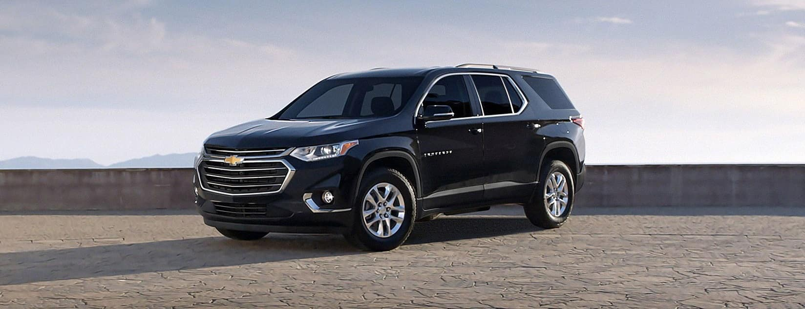 2019 Chevrolet Traverse outdoors