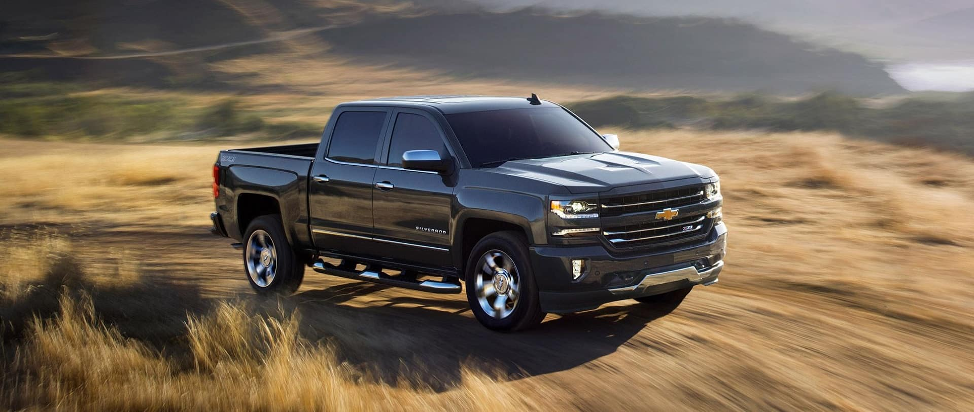 2019 Chevrolet Silverado LD outdoors