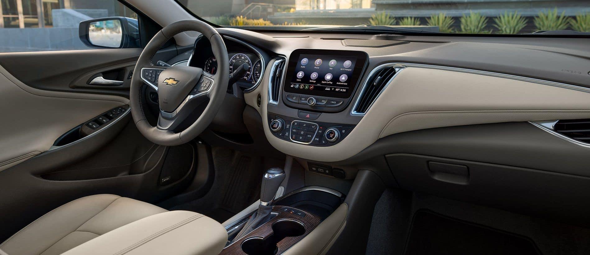 2019 Chevy Malibu Interior Okarche, OK