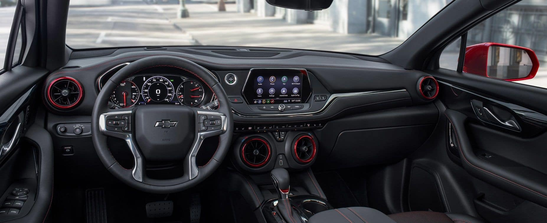 2019 Chevy Blazer RS Interior | Okarche, OK