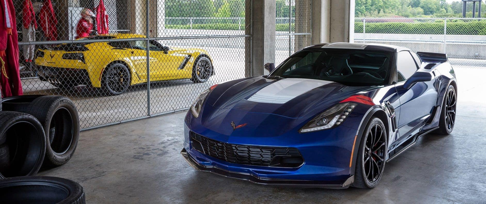 2019 Chevy Corvette Grand Sport | Okarche, OK