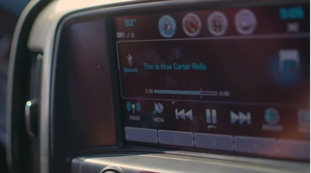 How Carter Rolls Song | Okarche, OK
