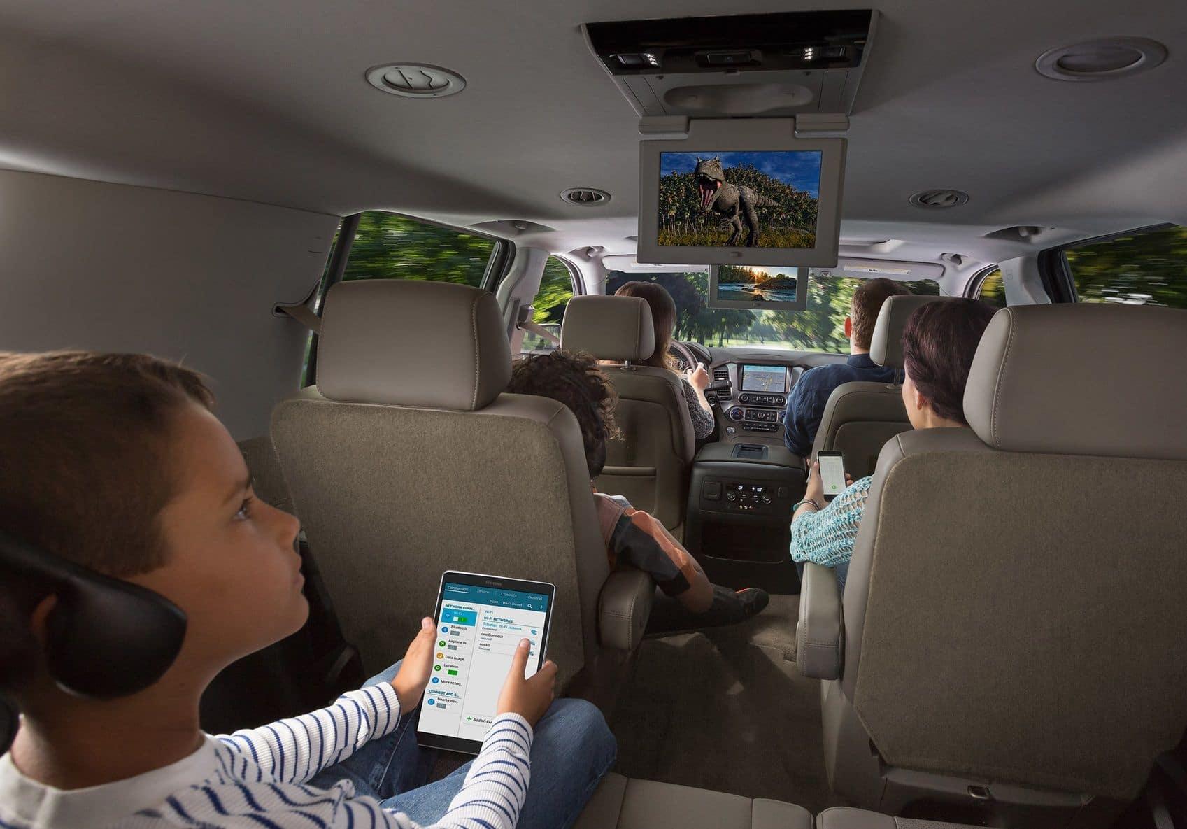 2019 Chevy Suburban Interior   Okarche, OK