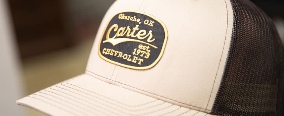 Carter Chevrolet - cap