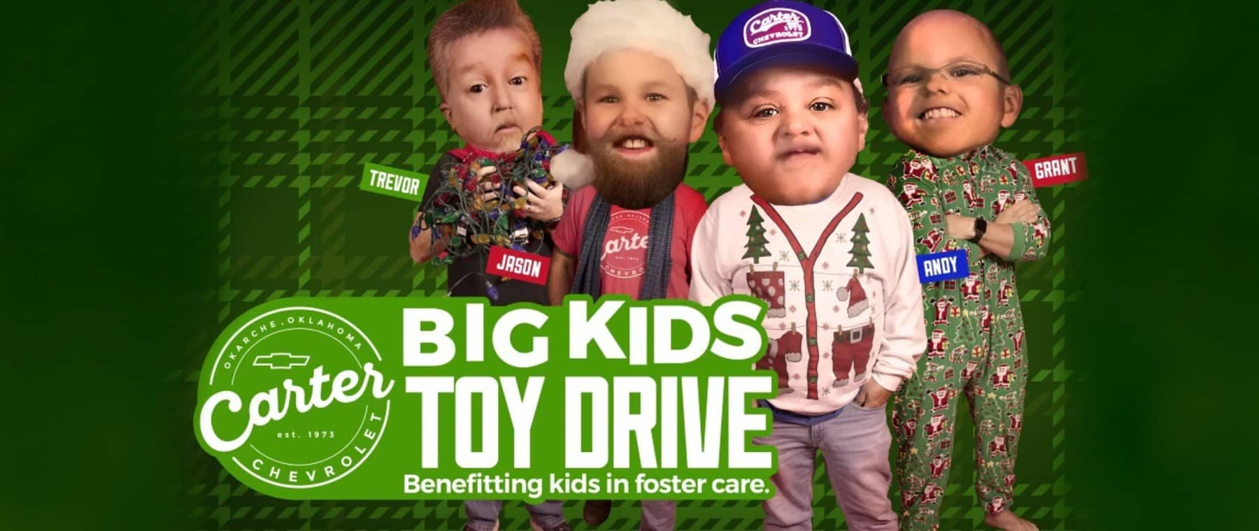 Big Kid Toy Drive | Okarche, OK