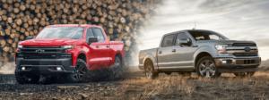 2021 Chevrolet Silverado 1500 vs Ford F-150 | Okarche, OK