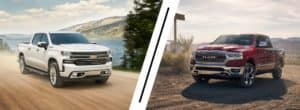 2021 Chevrolet Silverado 1500 vs Ram 1500 | Okarche, OK