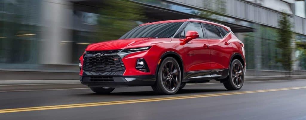 New Chevrolet Blazer   Okarche, OK