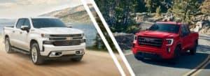 Chevrolet Silverado 1500 vs GMC Sierra 1500 | Okarche, OK