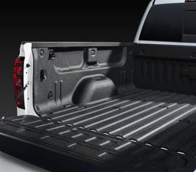 2019 Chevrolet Silverado cargo bed