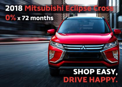 Mitsubishi Offers and Incentives | Castle Mitsubishi in Portage