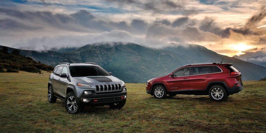 Jeep Cherokee Models