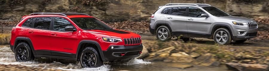 Jeep Cherokee Models