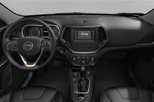 Jeep Cherokee Interior | Brockton Jeep Dealership
