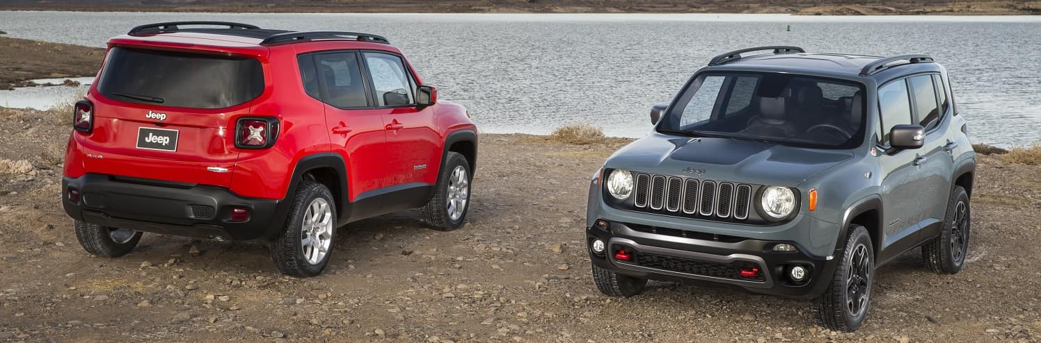 Jeep Renegade Maintenance