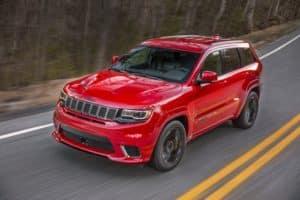 2019 Jeep Grand Cherokee Trim