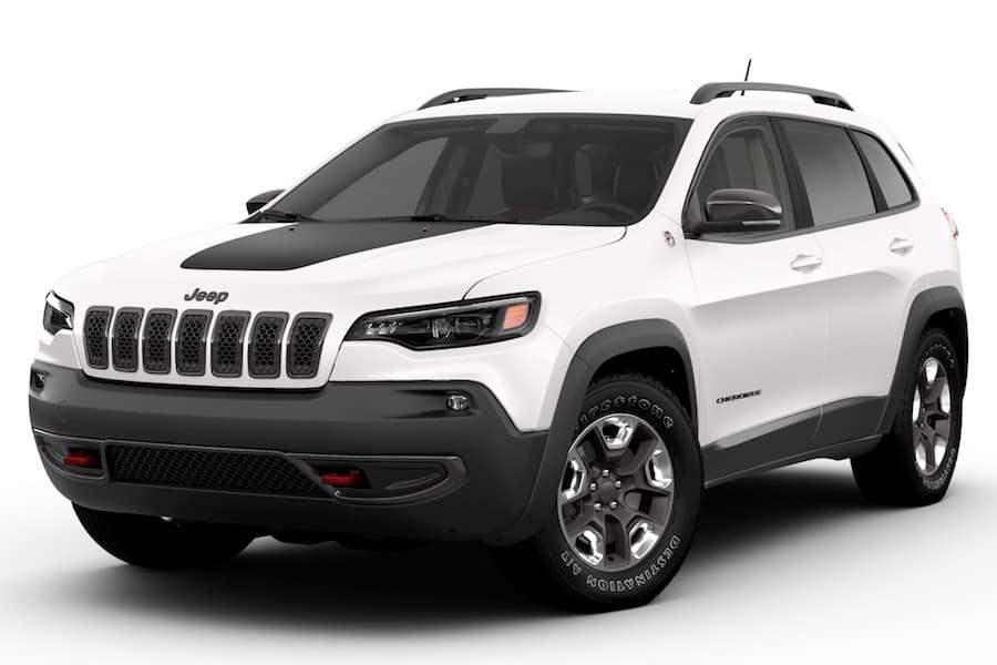 jeep cherokee trailhawk v6 towing capacity
