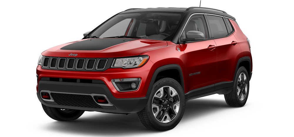 Jeep Compass vs Toyota RAV4 Brockton MA