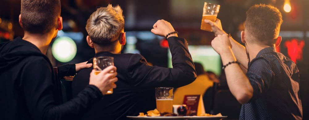 Sports Bars near Randolph MA