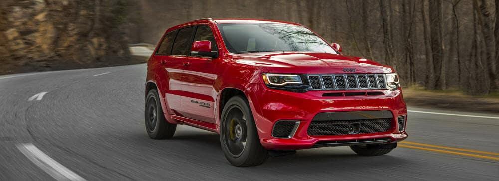 Lease a Jeep Grand Cherokee near Brockton MA
