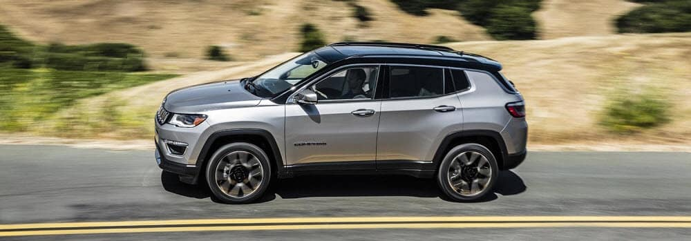 Jeep Compass Lease Specials near Braintree