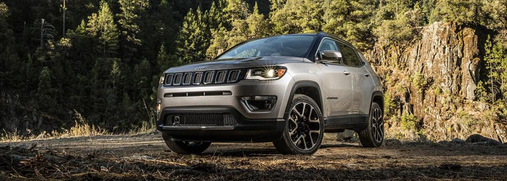 Lease a Jeep Compass near Braintree