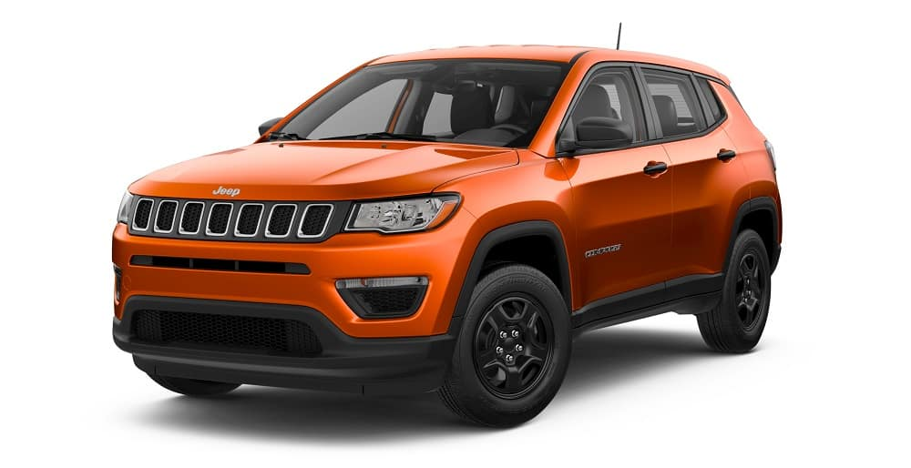 New Jeep Compass near Braintree MA
