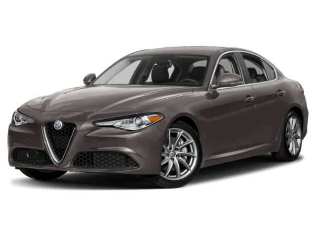 New 2019 Alfa Romeo Giulia TI RWD