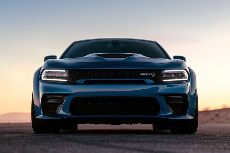 2020 Dodge Charger near Los Angeles