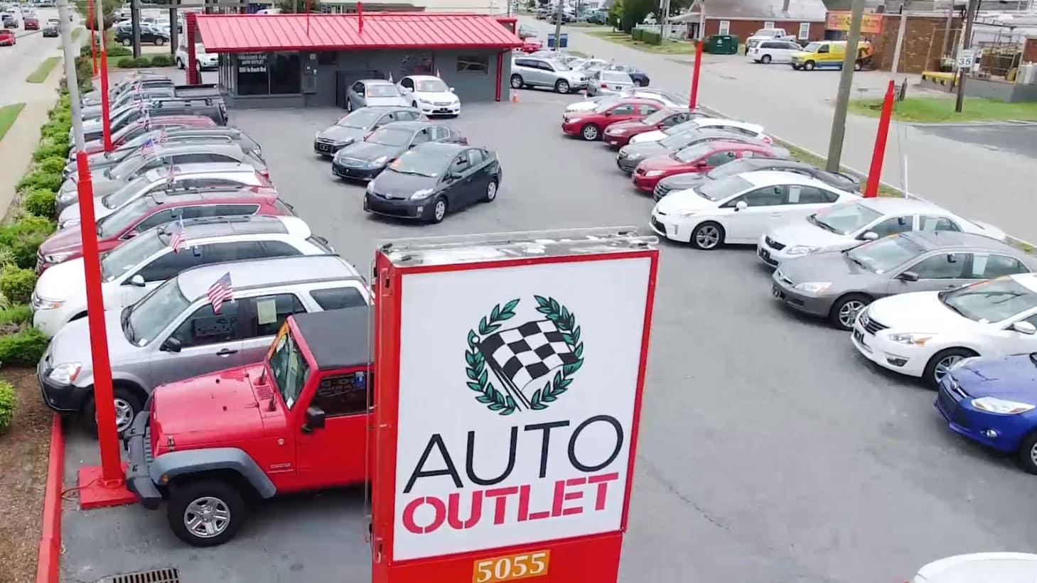Auto Outlet Used Cars Virginia Beach VA