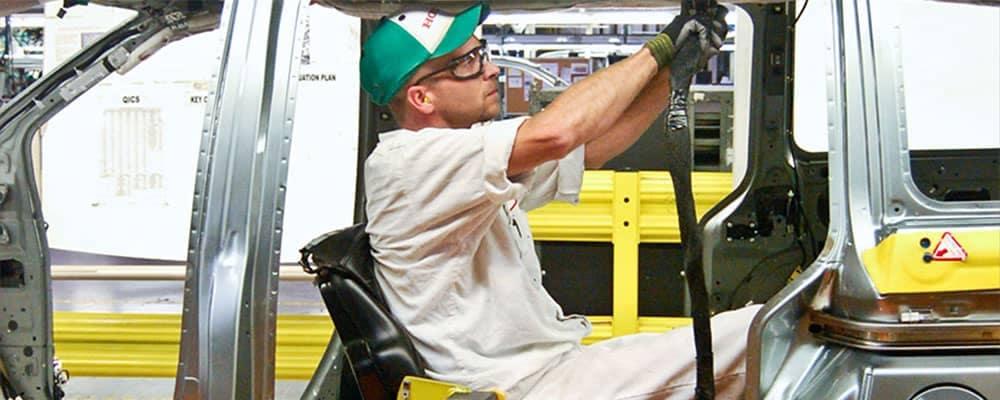 Honda Manufacturing Ergonomics
