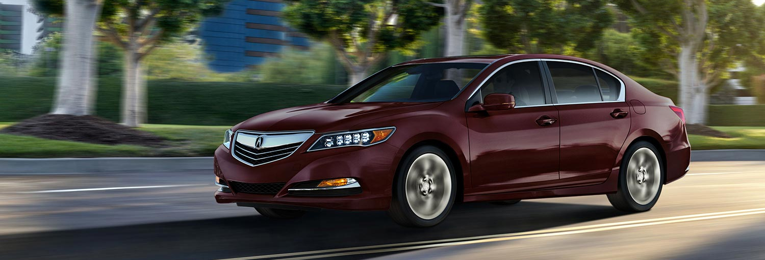 The 2016 Acura RLX Safety Features Earn Government Recognition | Chicagoland Acura Dealers