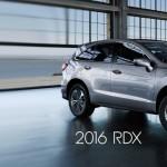2016 RDX