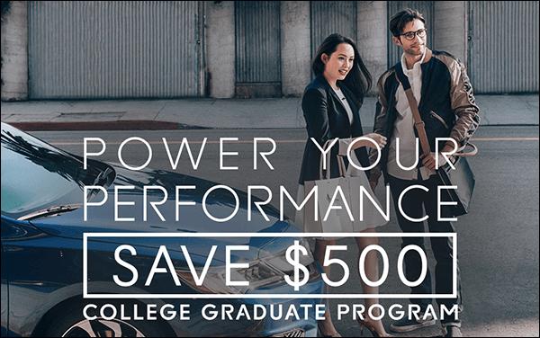 Chicagoland Acura College Graduate Program