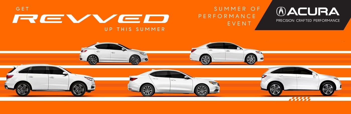 Chicagoland Acura Summer of Performance Event