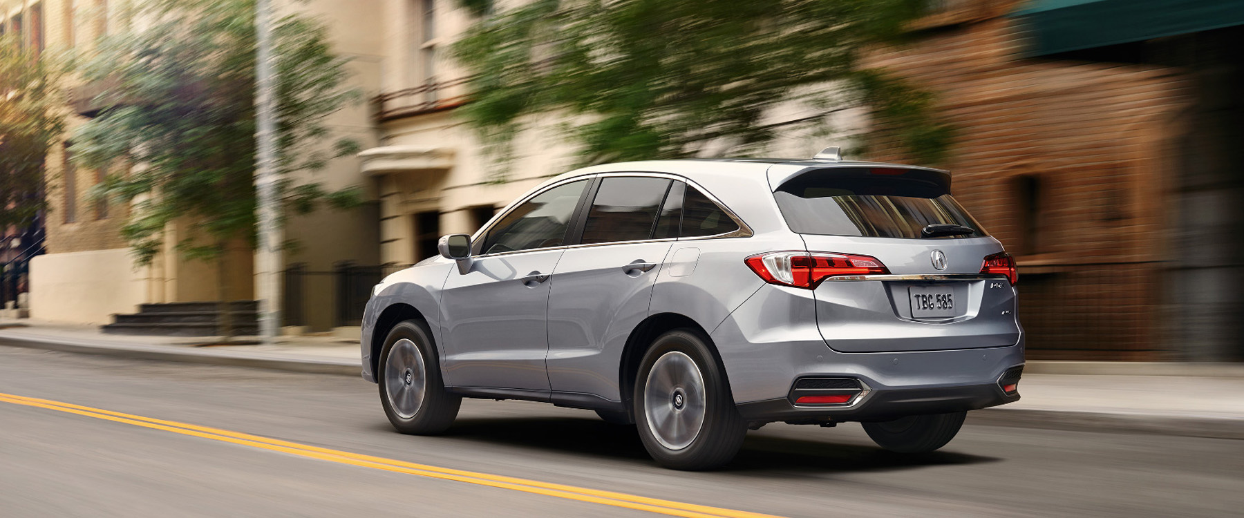 Acura RDX Wins ALG Residual Value - Acura rdx lease prices paid